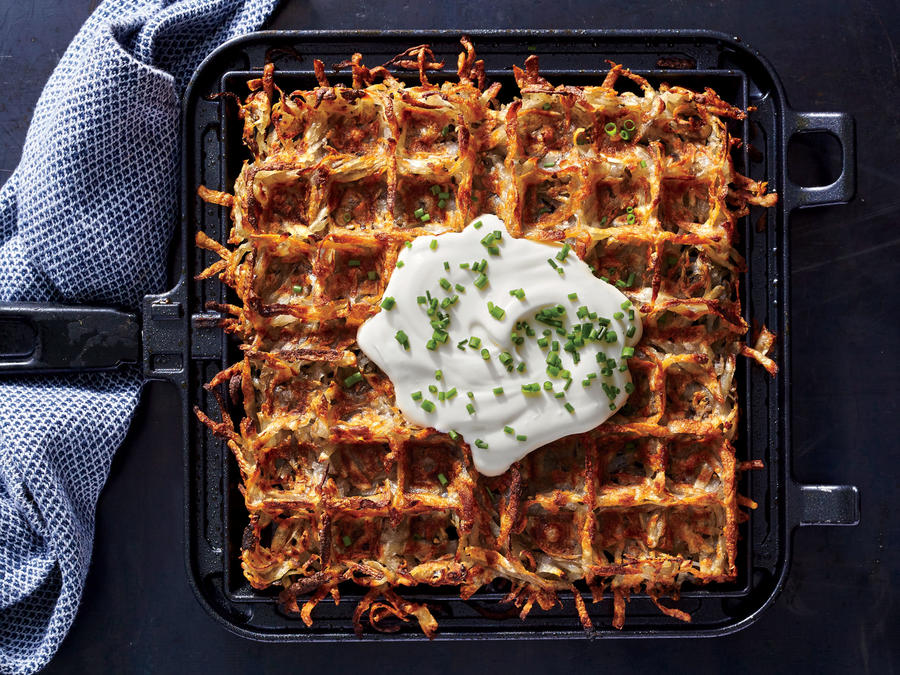 Why You Should Always Waffle Your Hash Browns