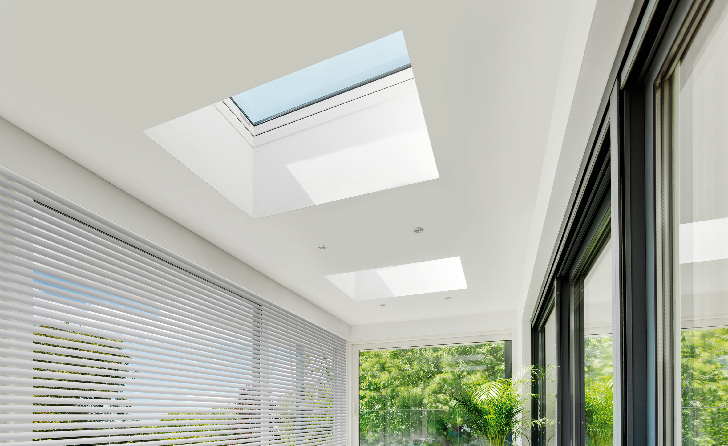 Fakro launches skylights designed especially for flat roofs