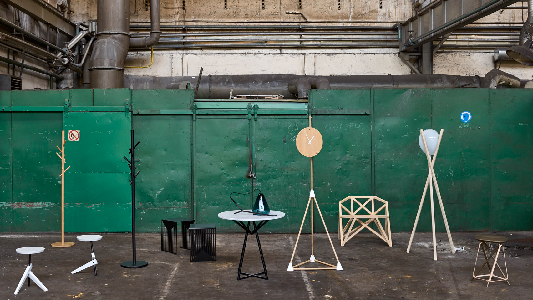 Roundabout Baltic exhibition showcases designers from nine countries at..