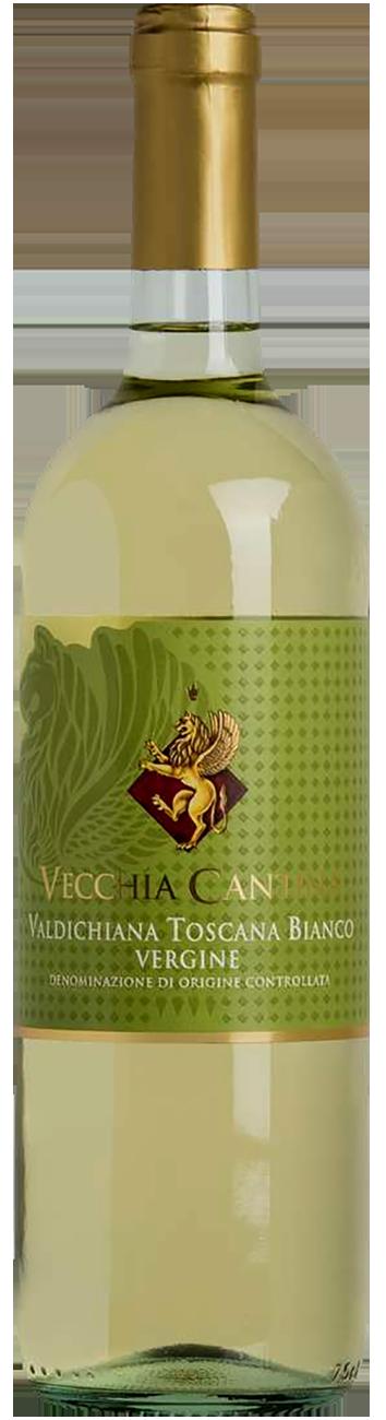 Vecchia Cantina Valdichiana Toscana Branco