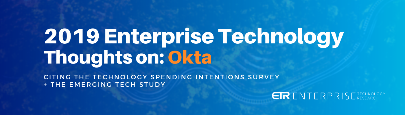 Okta's 2019 Market Outlook