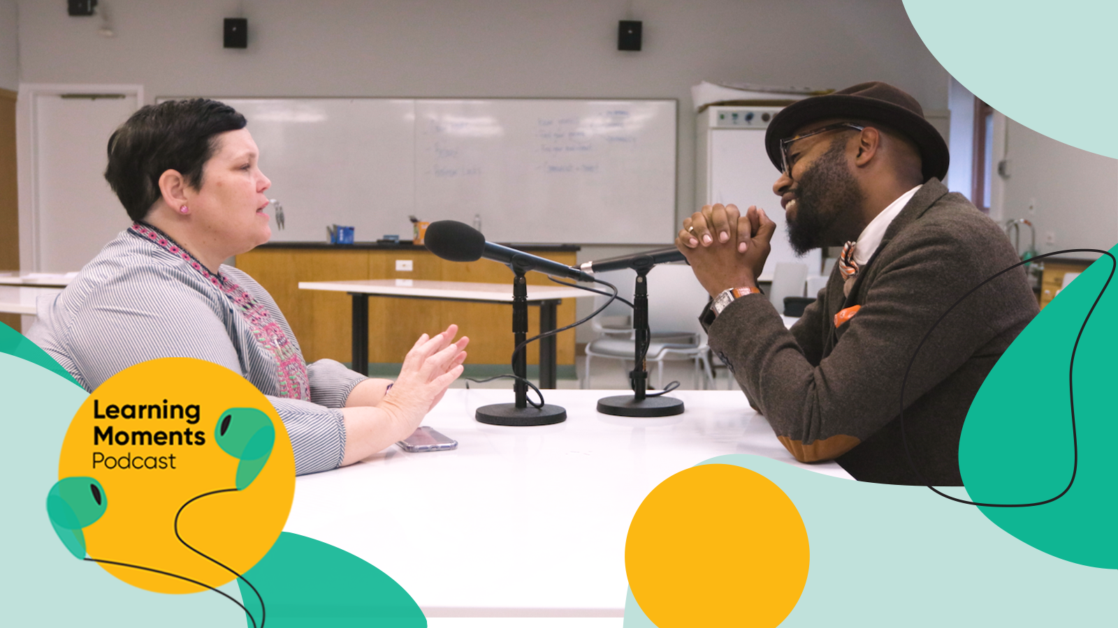 Podcast: On Being a POC in Academic Spaces Feat. Dr. Chris Emdin on Teachers in America