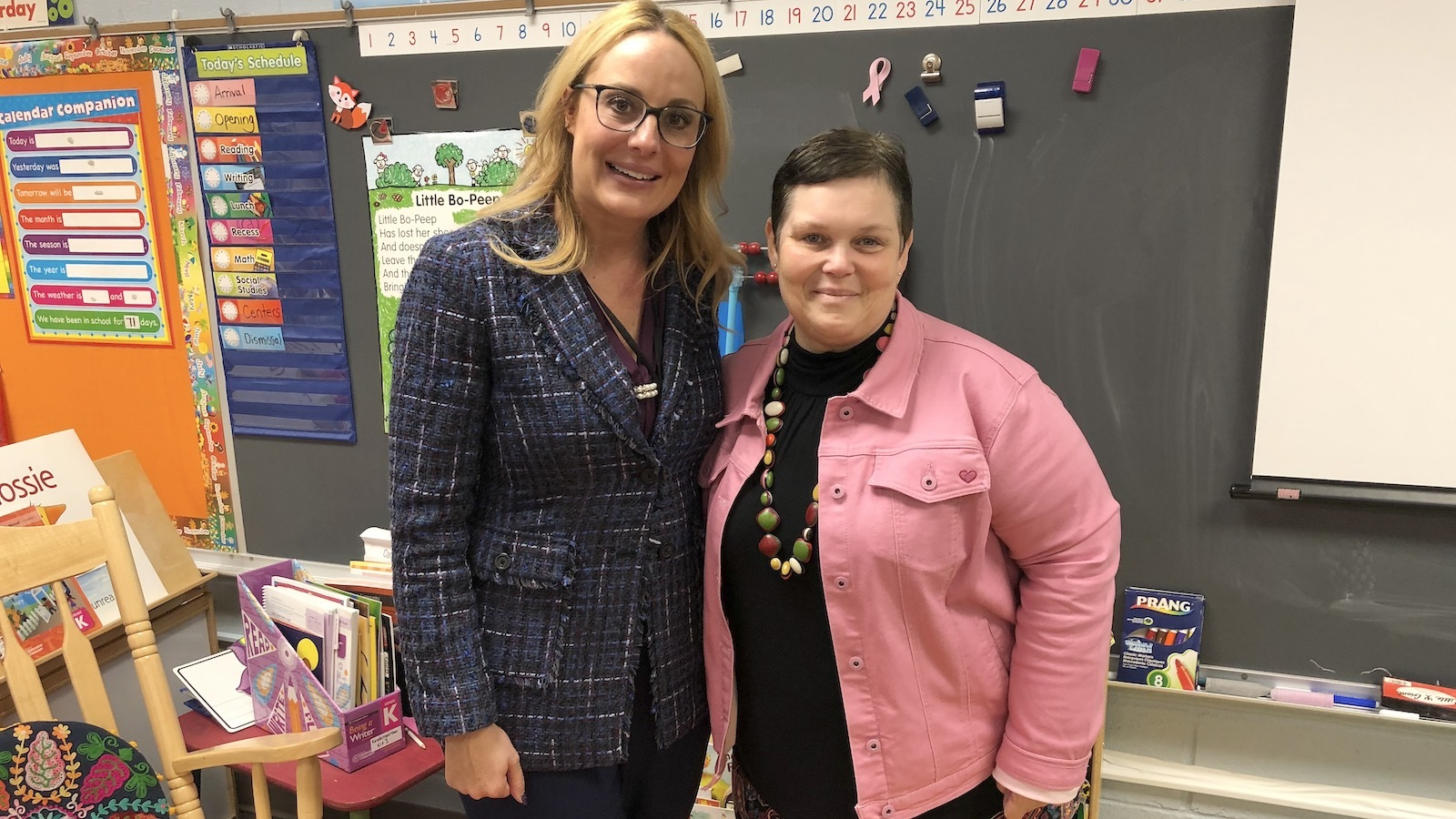 Podcast: Wearing the Kindness Cape with Julia Allan on Teachers in America