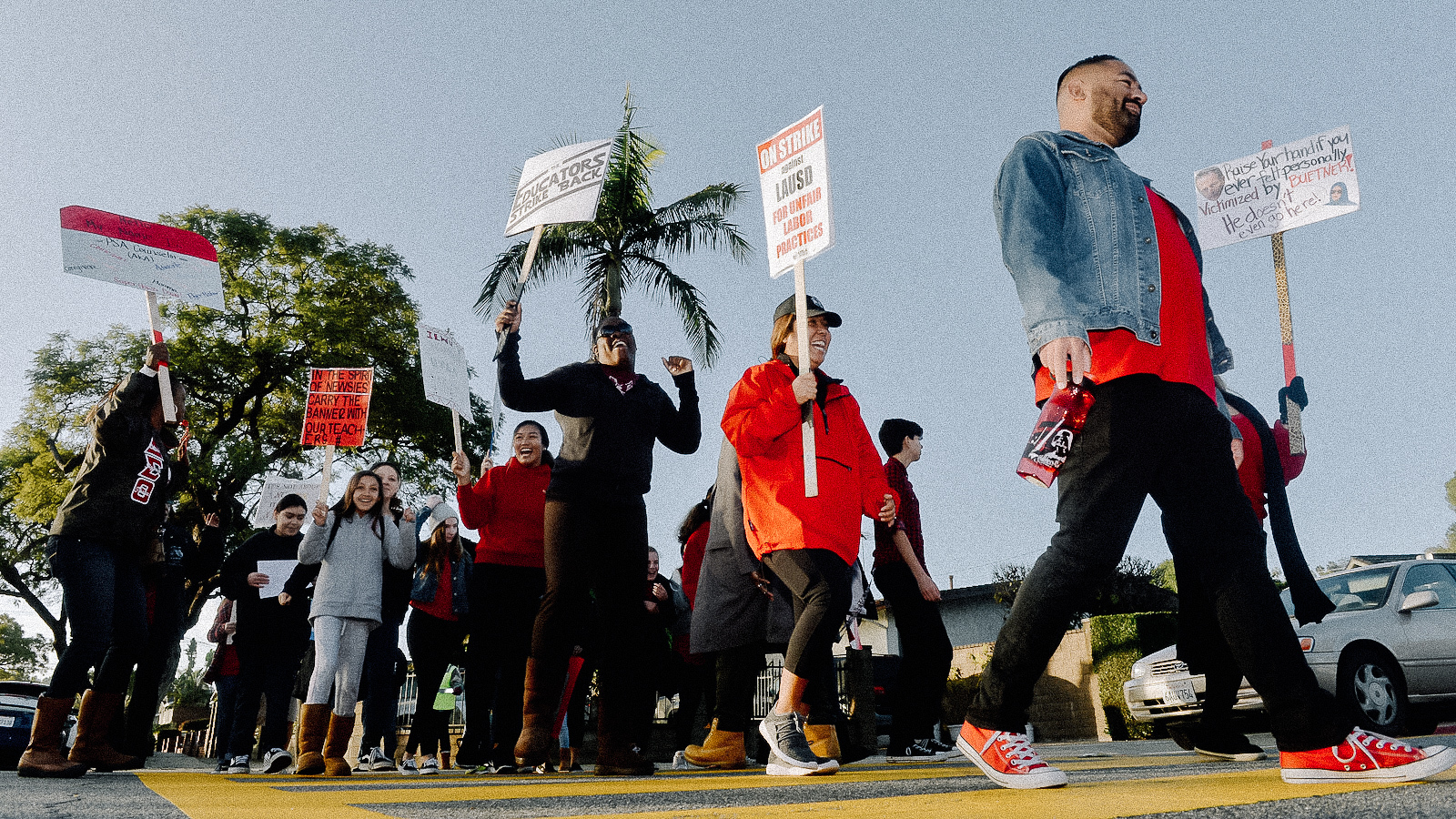 Why Are Teachers Striking? It's Time to Listen to Their Greatest Concerns
