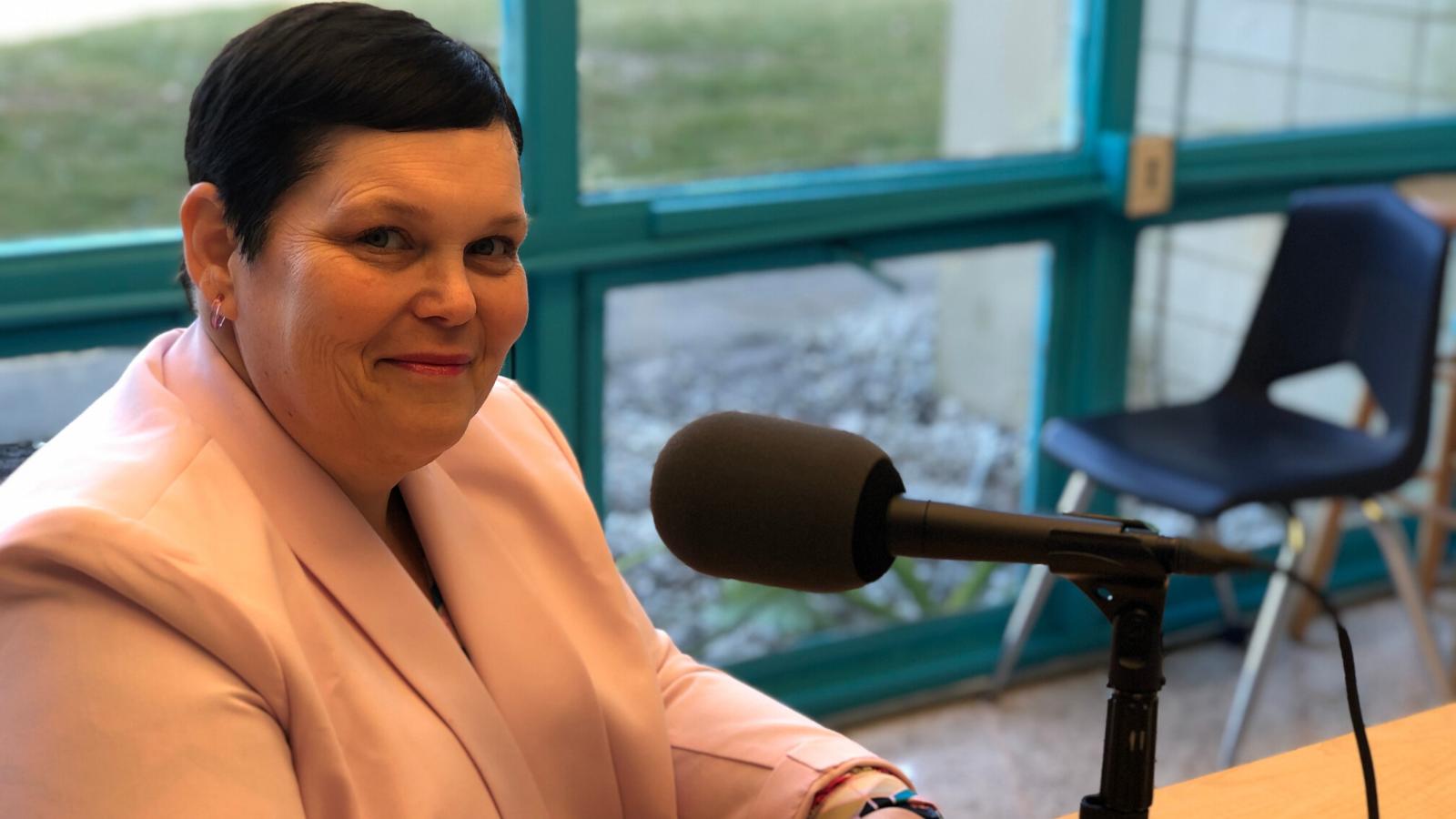 Meet Noelle Morris: Host of Teachers in America Podcast