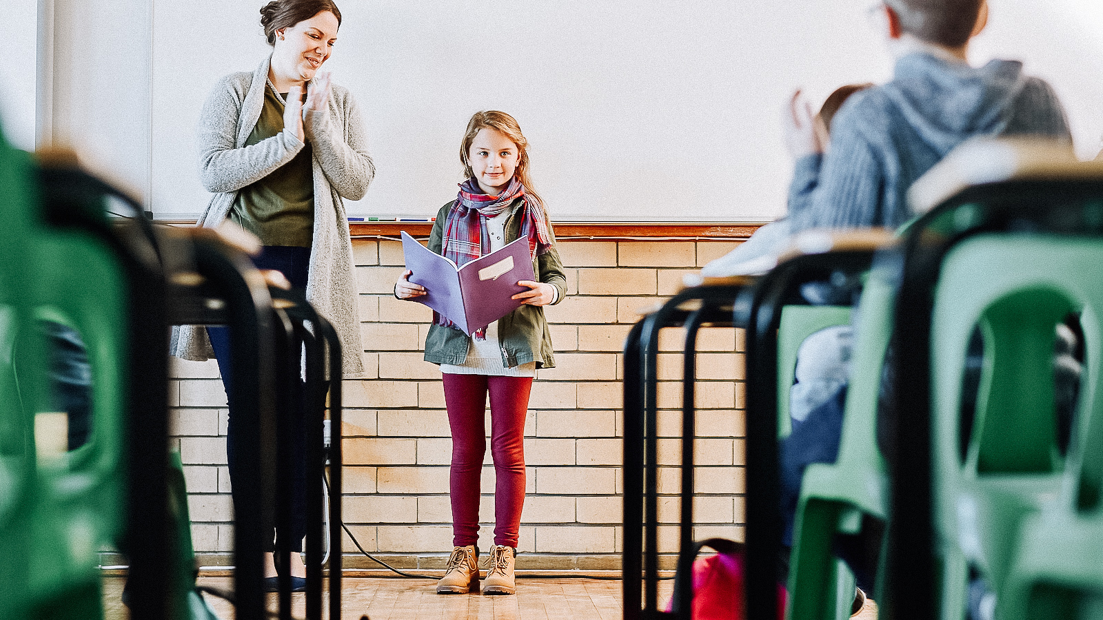 How to Empower Reading Intervention Students to Present Oral Arguments