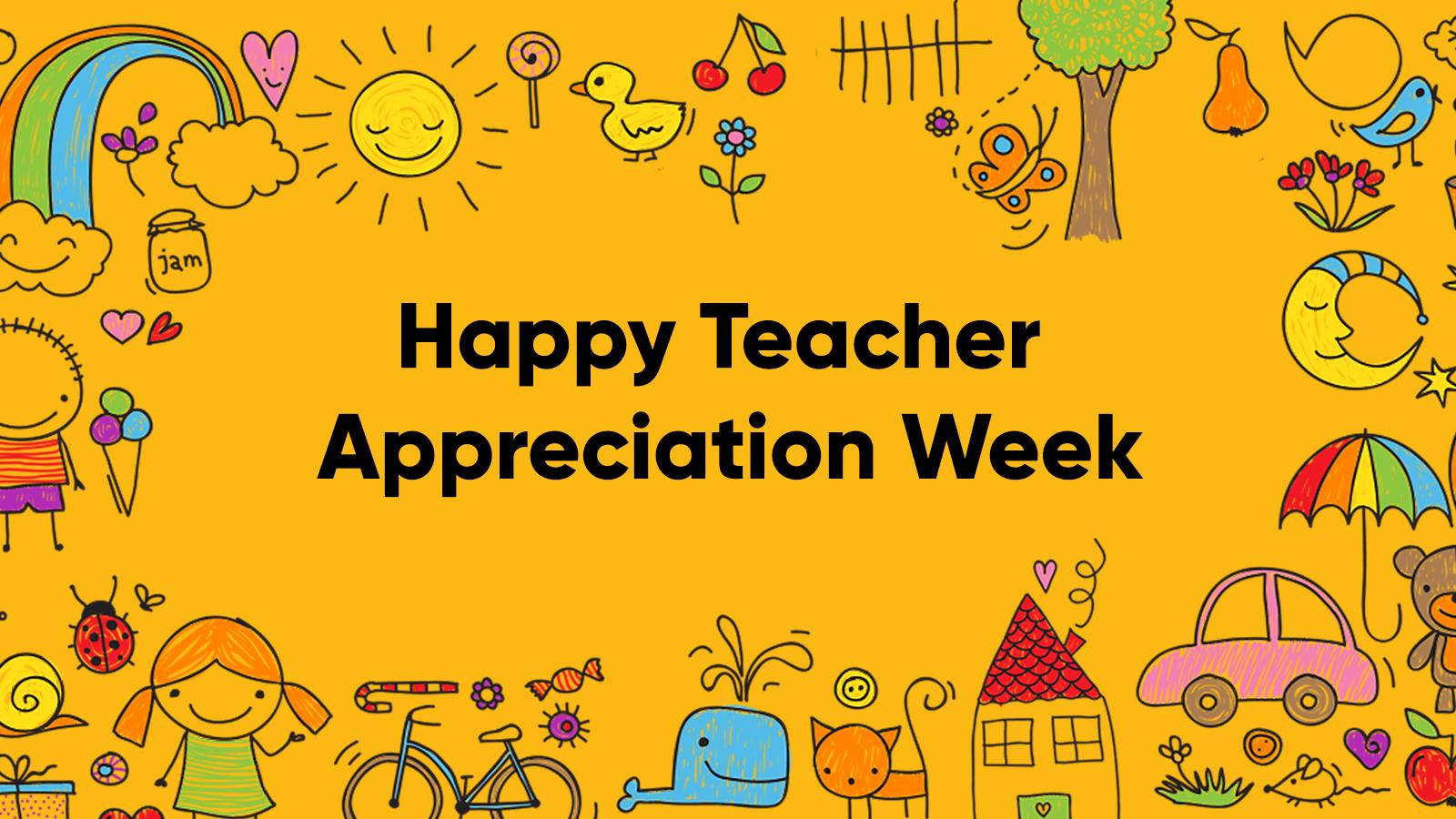 Virtual Teacher Appreciation Week 2021: How to Celebrate Remotely