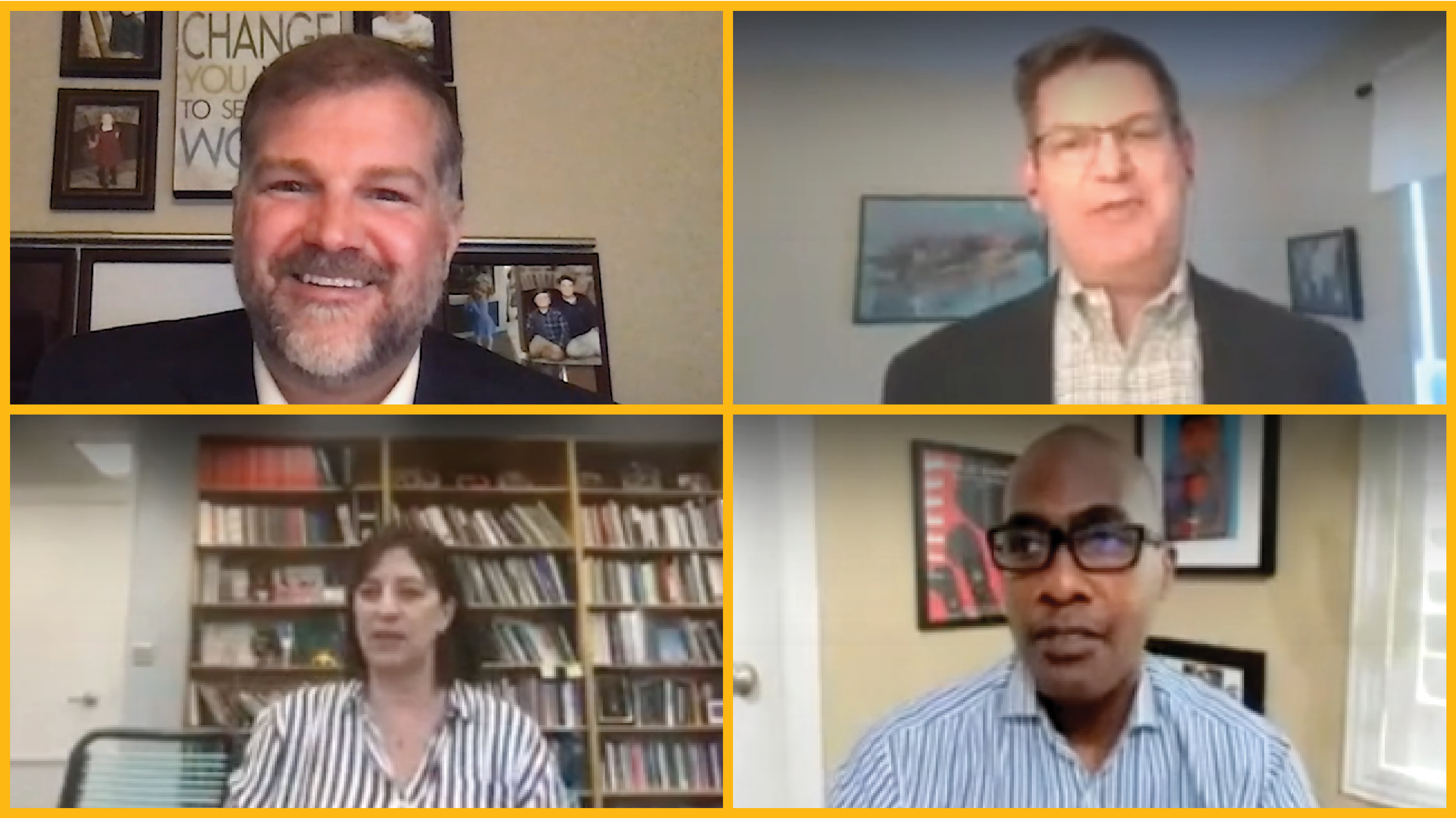 Think Connected Virtual Summit: Experts on Equity, Remote Learning, and More