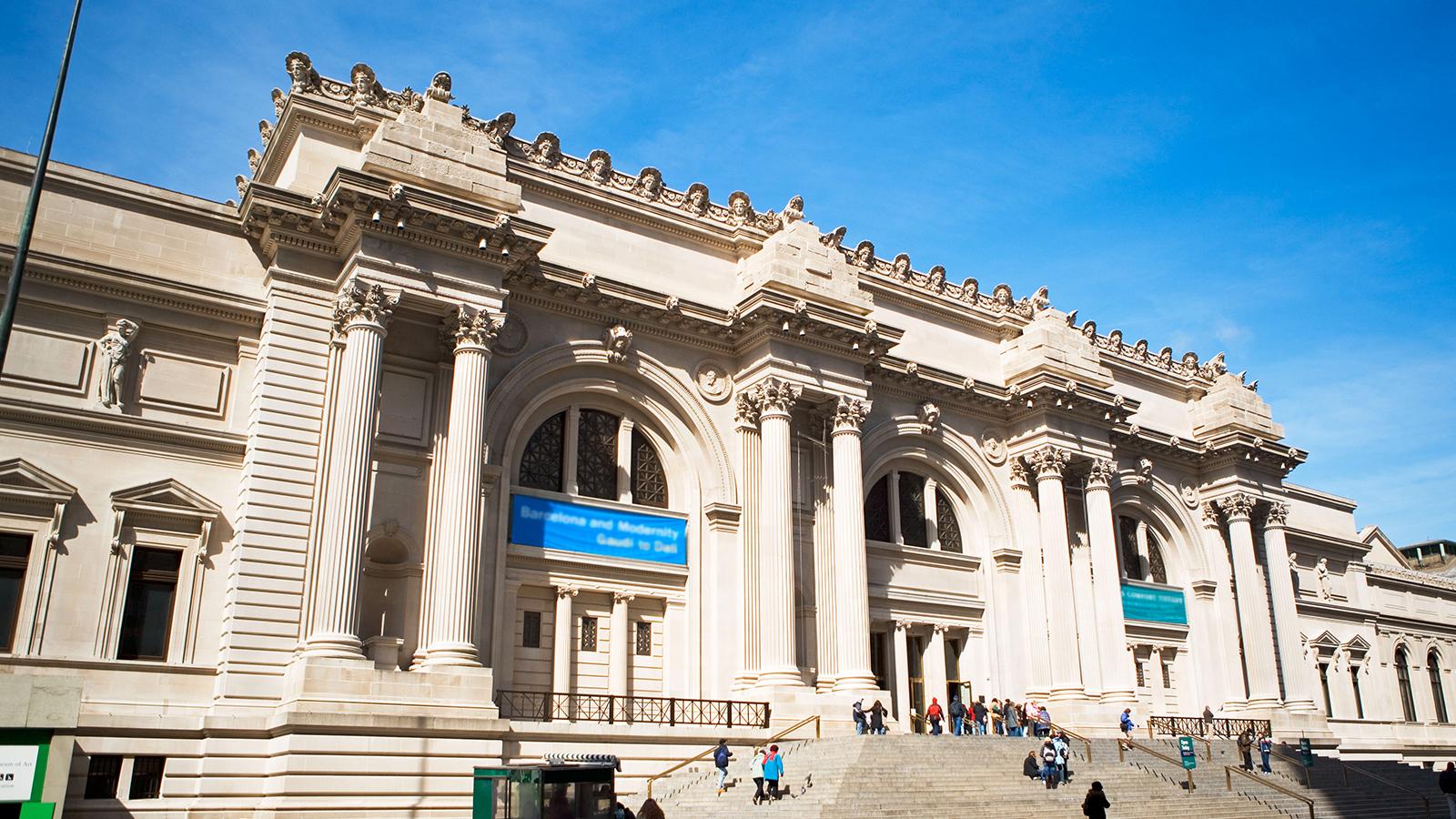 Teaching Math Through Art from the Metropolitan Museum of Art