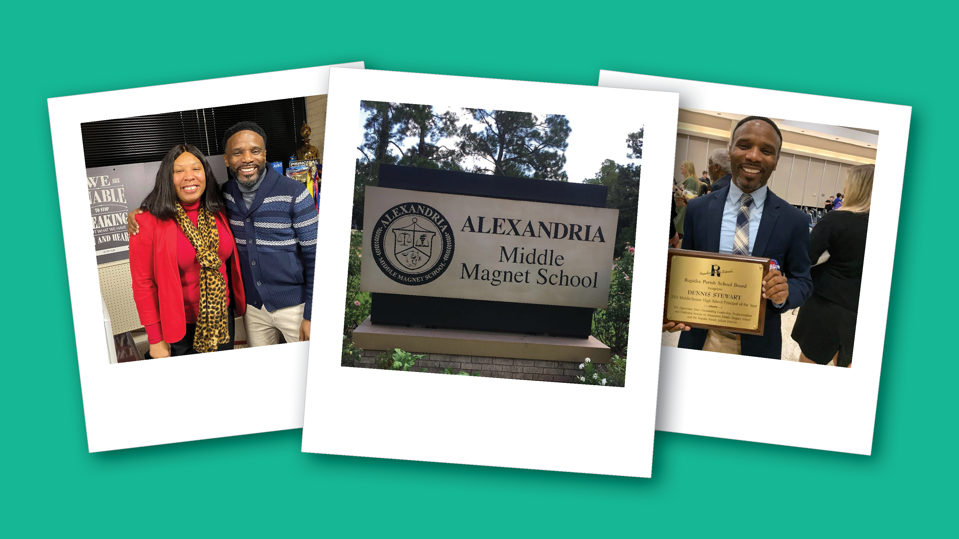Against All Odds: Alexandria Middle Magnet School's Success Story