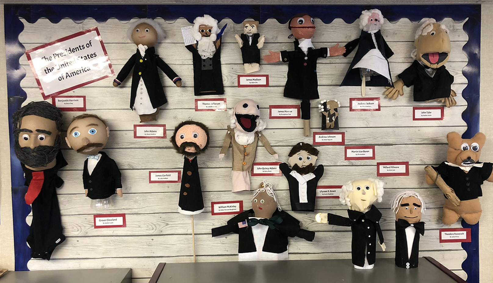 6 Presidents' Day Bulletin Board Ideas for Teachers