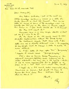 Dewey Decimal System Letter