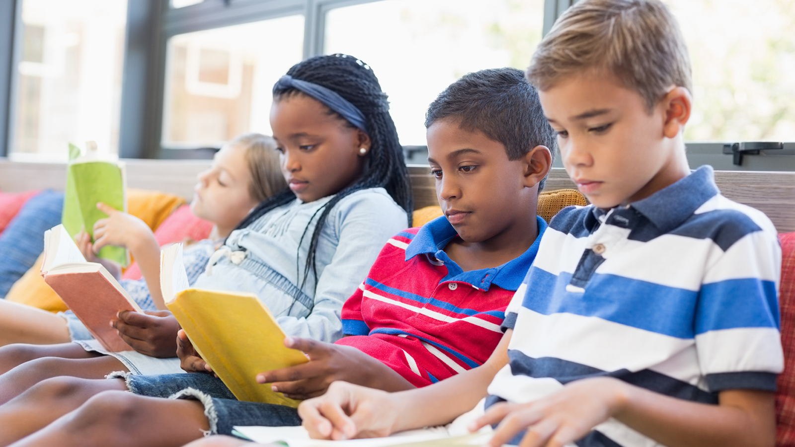 6 Tips for Building a Diverse Classroom Library