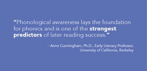 Anne Cunningham Early Literacy