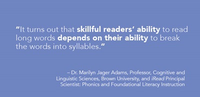 Marilyn Jager Adams Quote