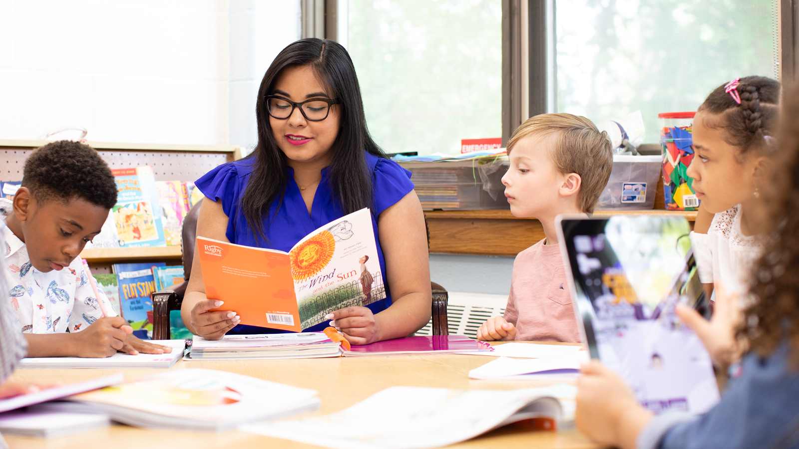 What Is Oral Reading Fluency?