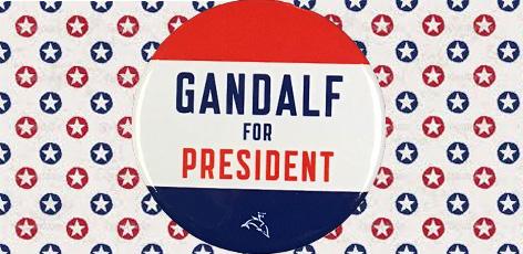 Gandolf for President