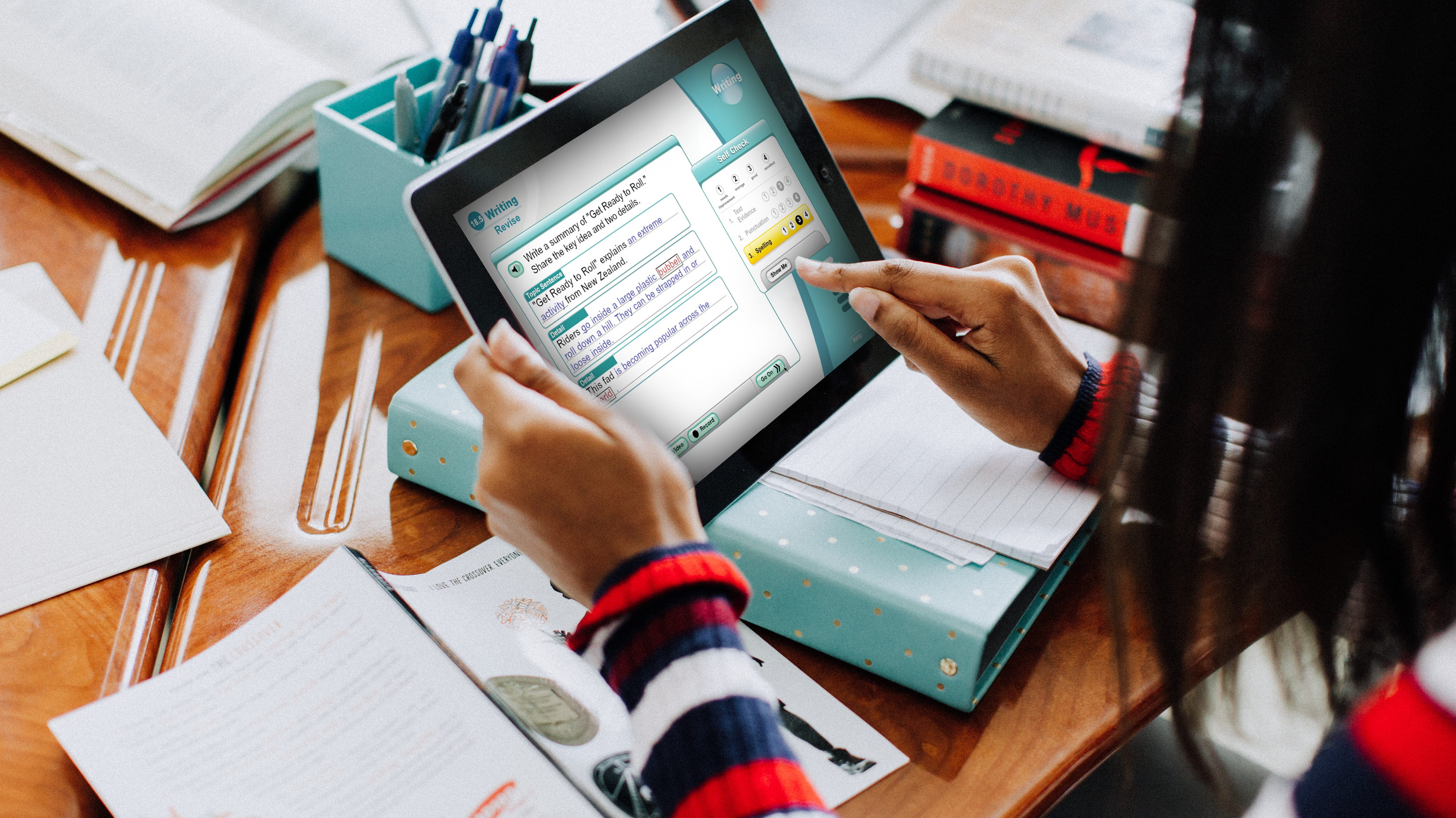 Reading Intervention in a Digital World:Q&A With Elmira City School District