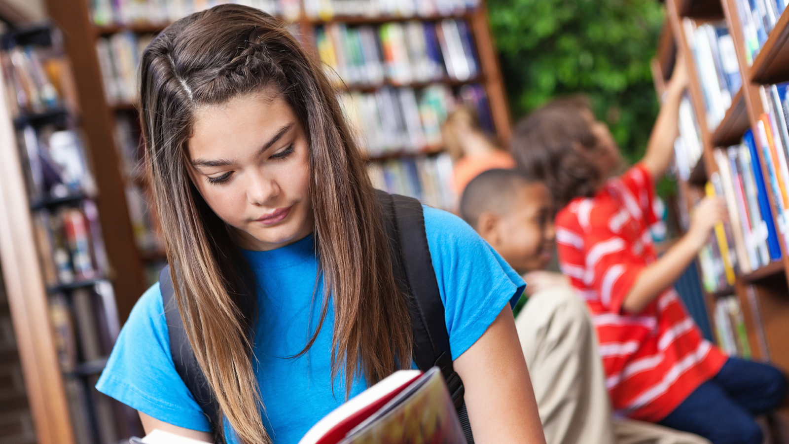 7 Middle School and High School Reading Intervention Strategies