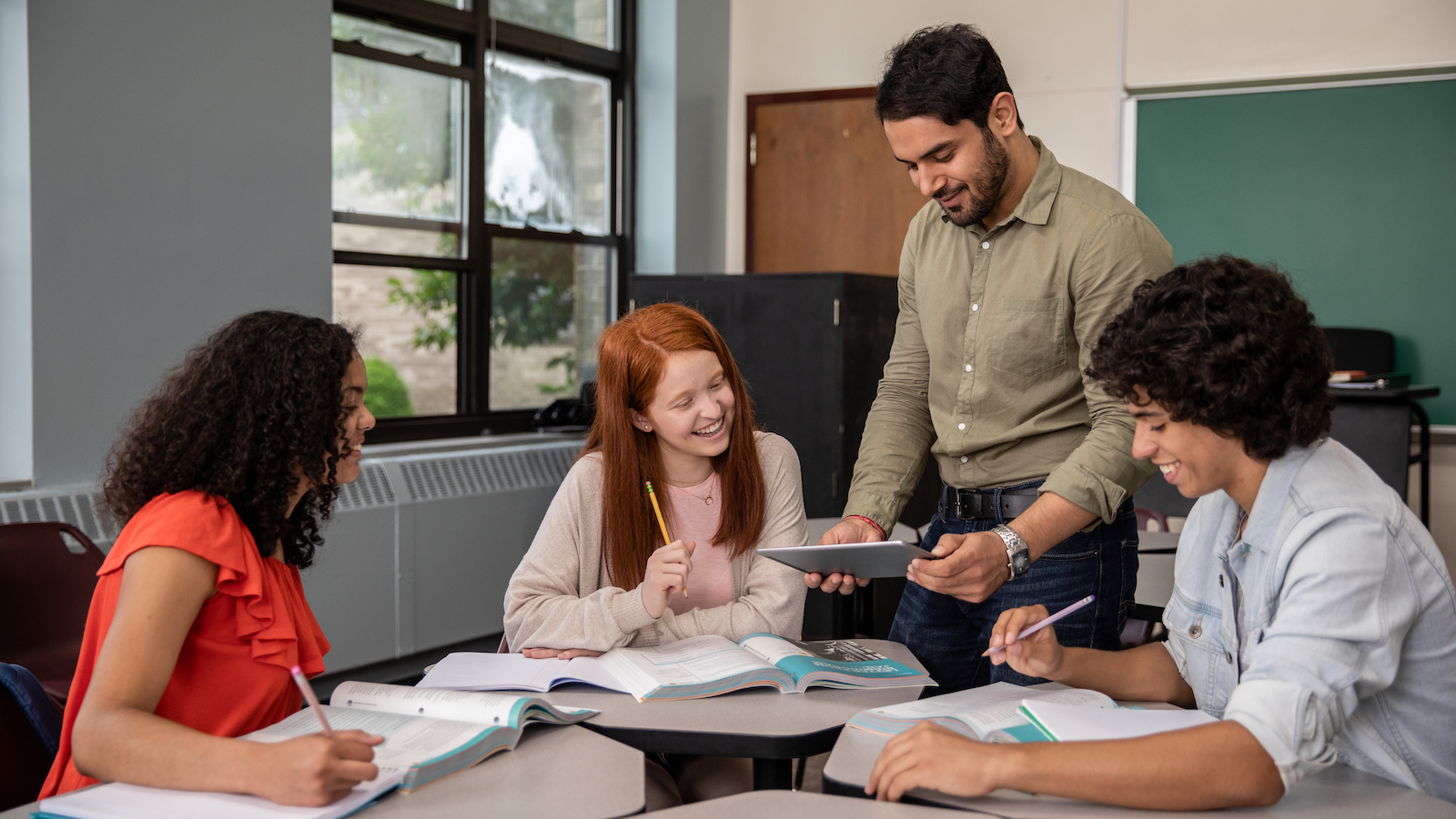 Building Up Students and Reducing Fear in the World Language Classroom