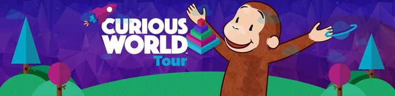 Curious World Tour