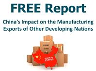 China's Impact on the Manufacturing Exports of Other Developing Nations