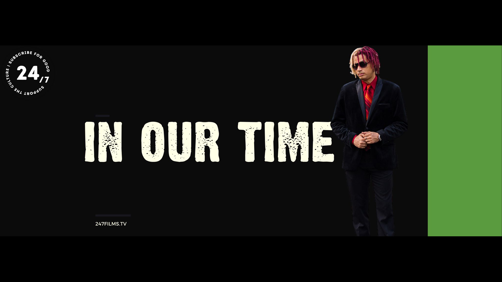 Shefik to Produce and Host New Video Series 'In Our Time' for 247films.tv