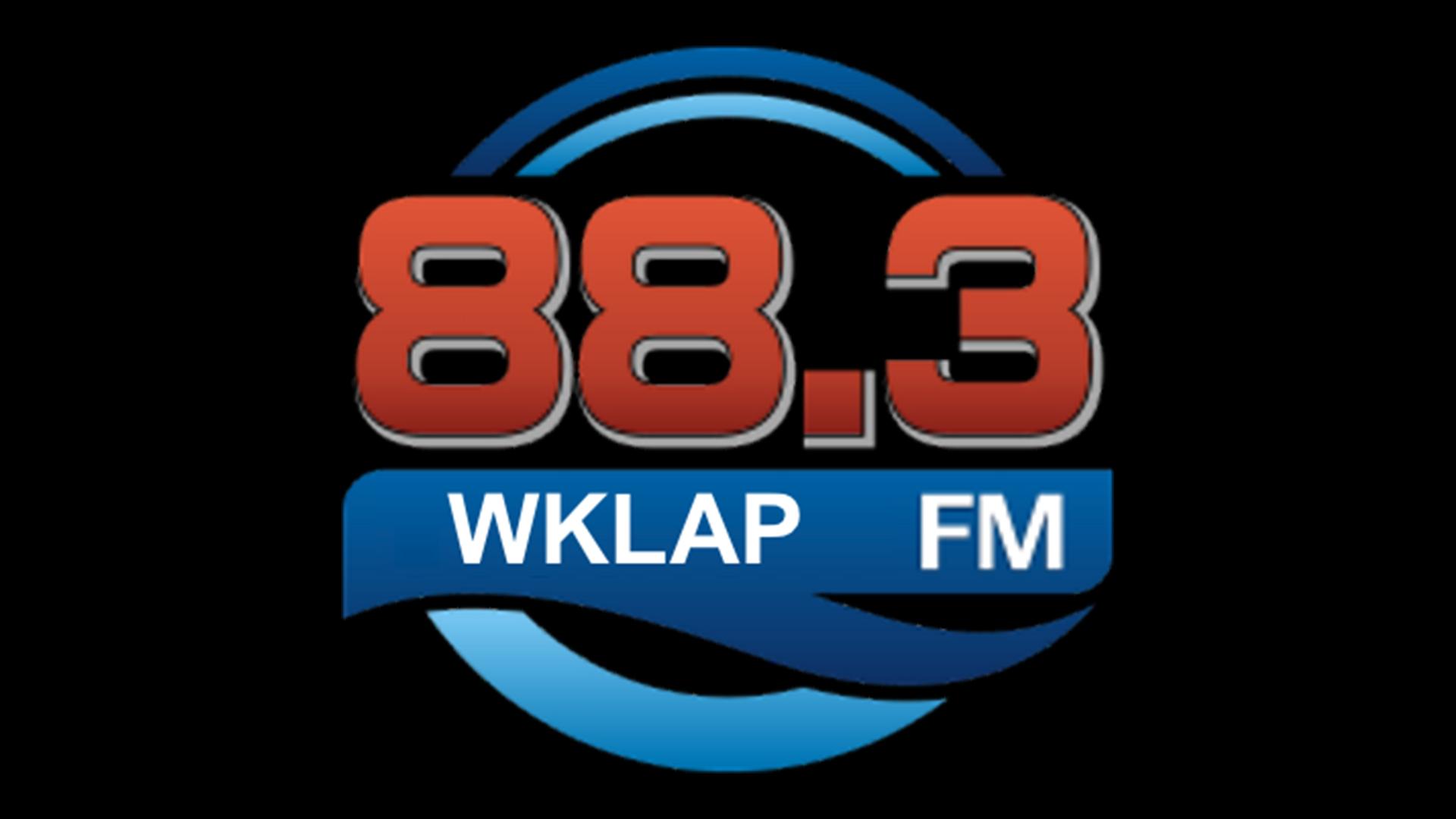 WKLAP 88.3 FM