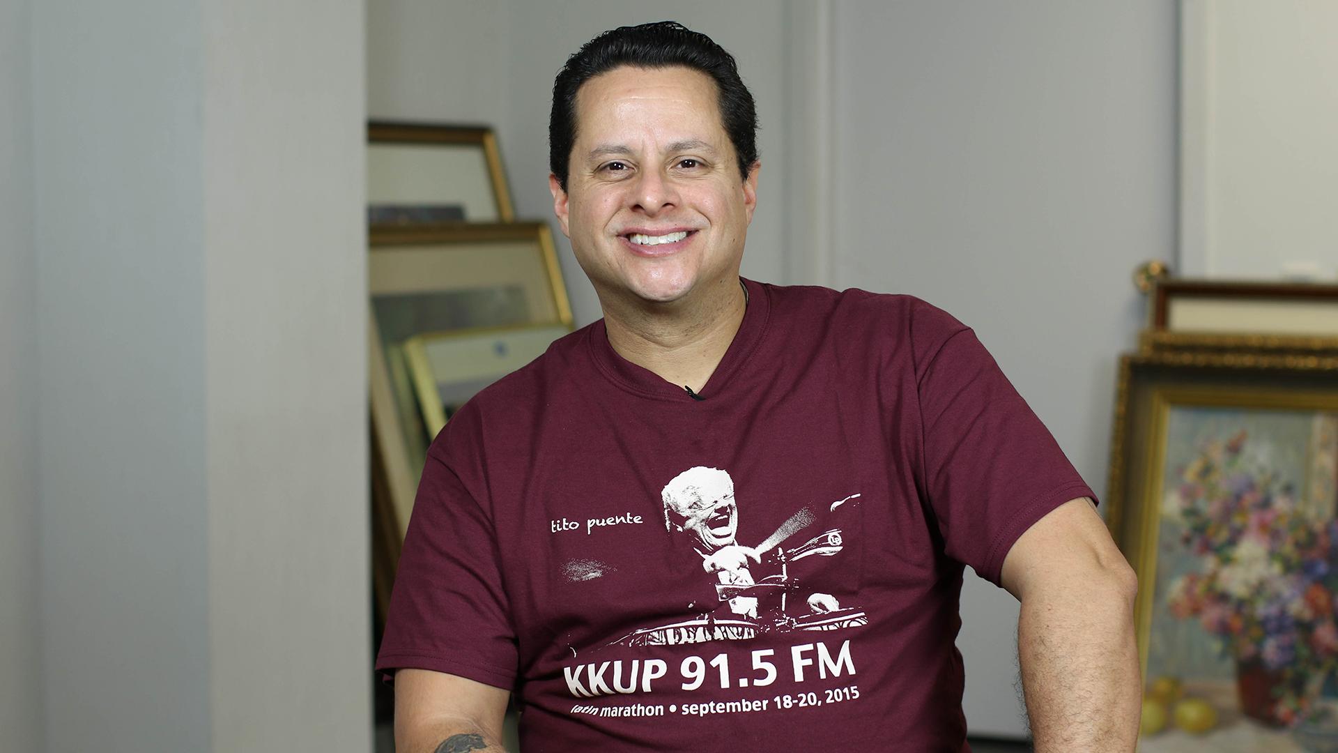 Tito Puente Jr. — Photo Credit: Shefik