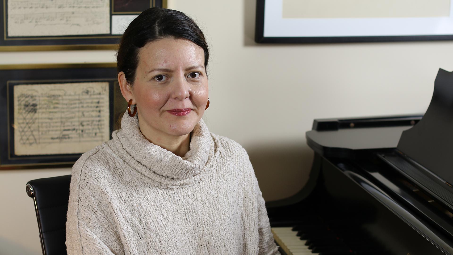 Ana Luisa Johnson — Photo Credit: Shefik
