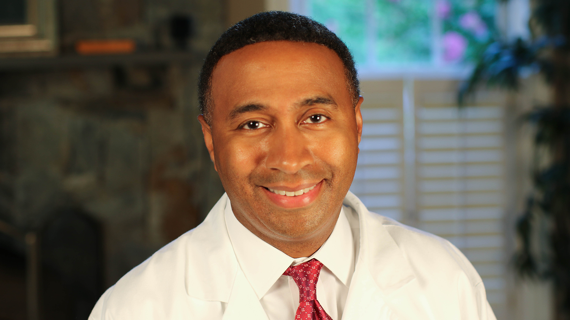 Dr. Hassan Tetteh: It Took Perseverance to Keep Going — Photo Credit: Shefik