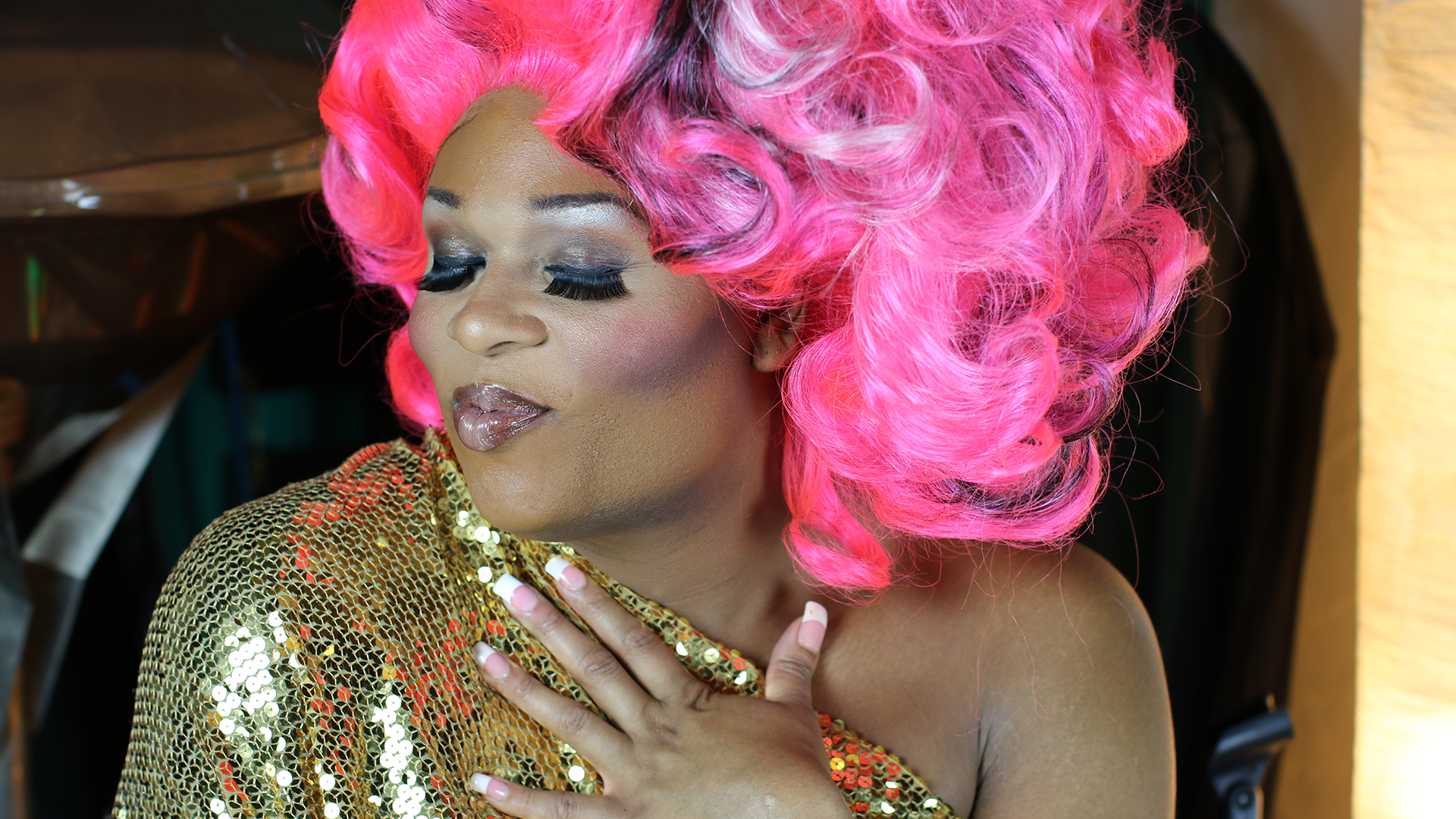 Peppermint: Owning Your Confidence — Photo Credit: Shefik