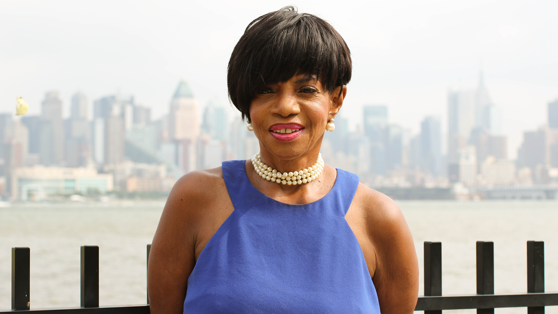 Melba Moore: Breathing Is a Lot More Than Just Staying Alive — Photo Credit: Shefik