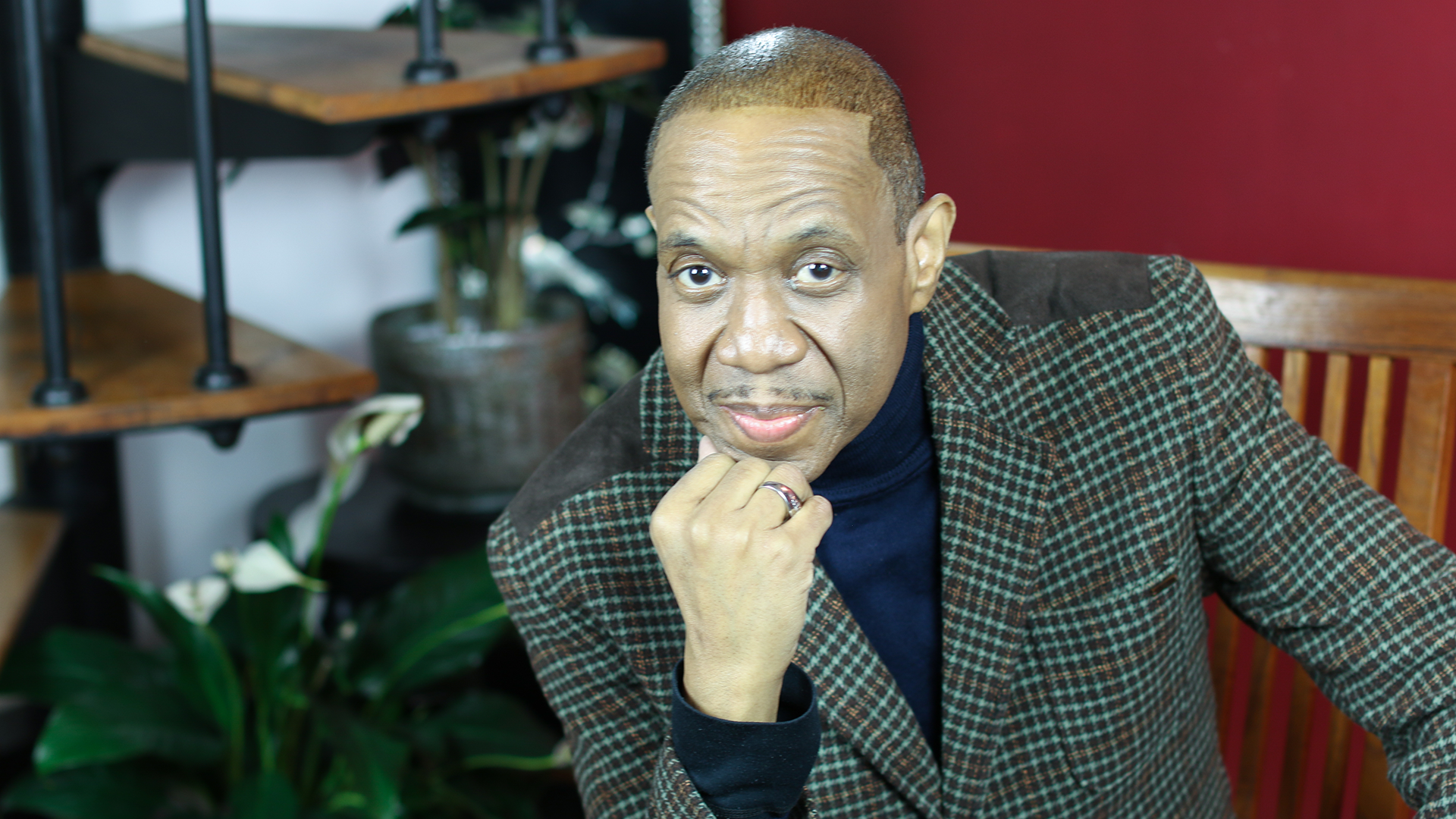 Freddie Jackson: Once I Love You for Just One Night — Photo Credit: Shefik