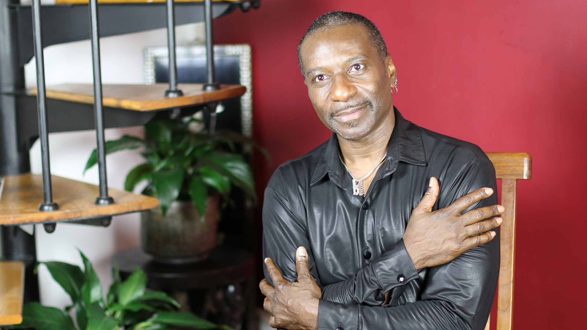 Lacy Darryl Phillips: Take It All With a Grain of Salt — Photo Credit: Shefik