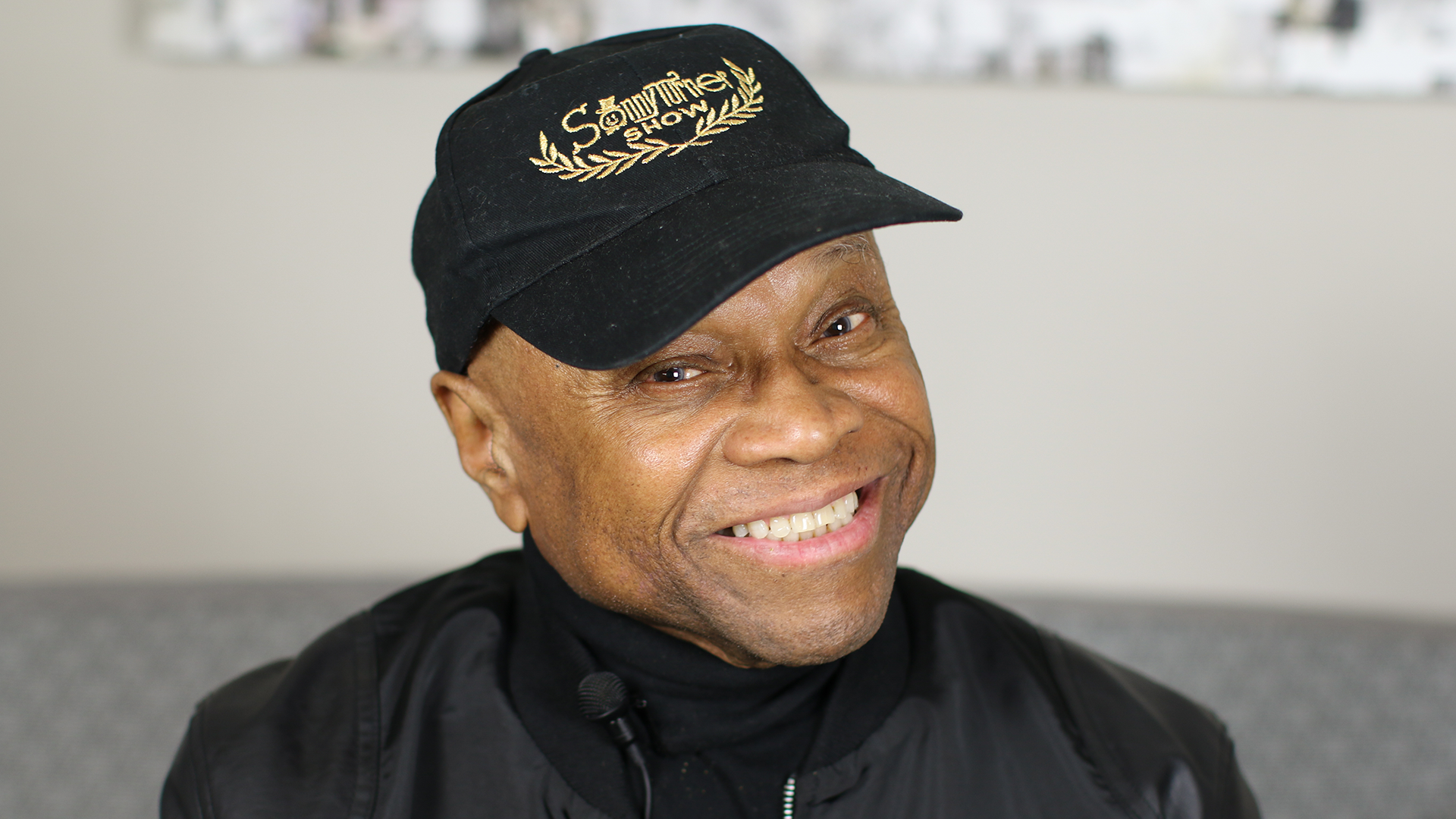Sonny Turner: Inspiration Gives You the Catalyst to Fulfill Your Dreams — Photo Credit: Shefik