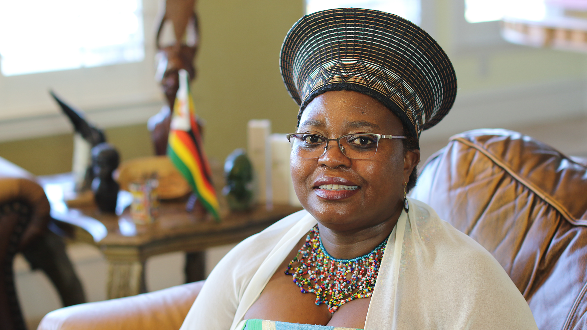 Sipho Gumbo: A Revolution Is Defined as a Rapid Change in Events — Photo Credit: Shefik