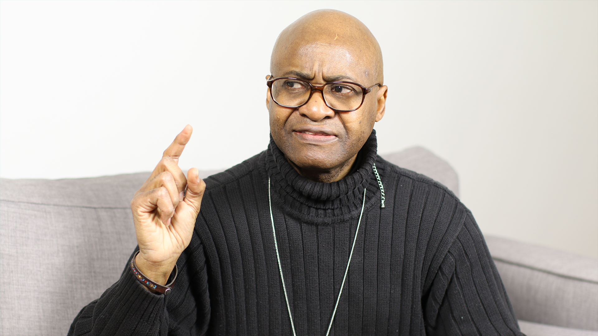 Neddy Smith: To Become a Change Agent — Photo Credit: Shefik