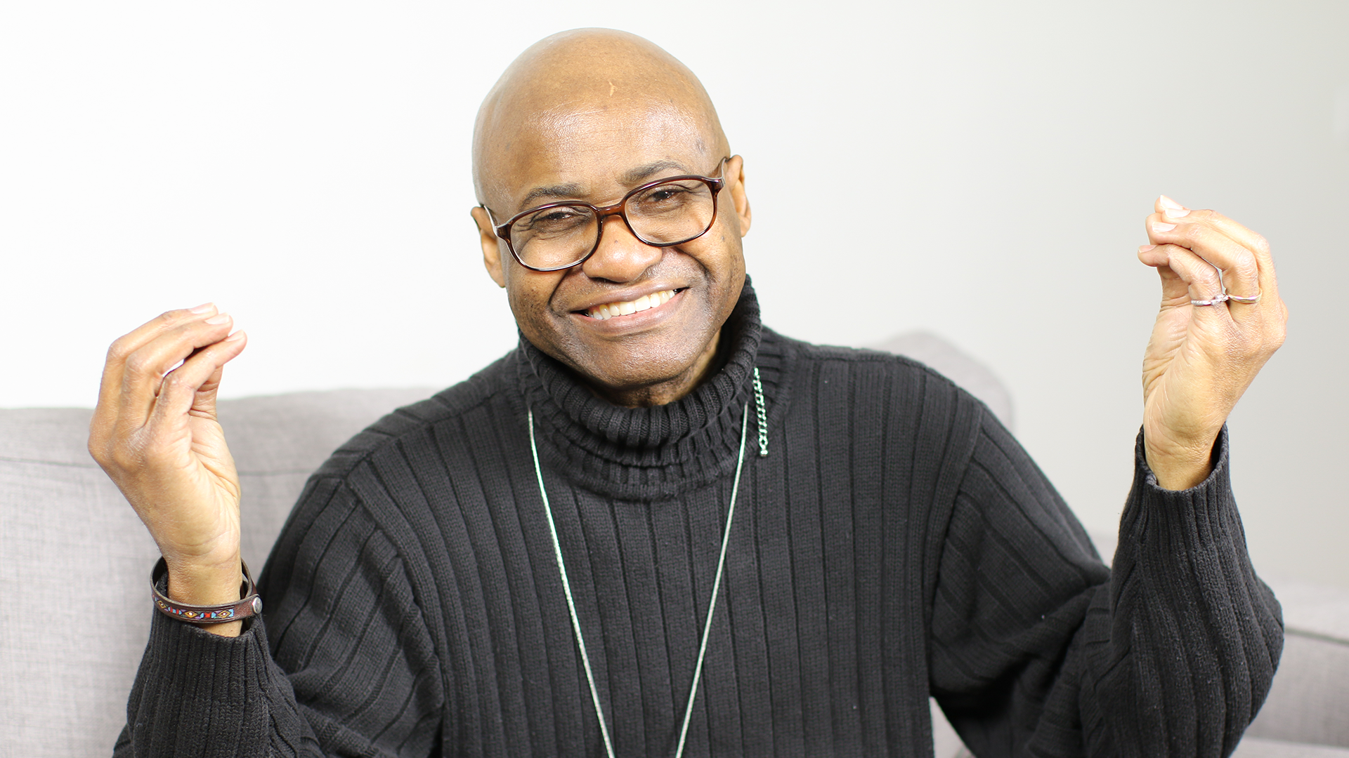 Neddy Smith: It Wasn't About Being a Mechanical Engineer — Photo Credit: Shefik