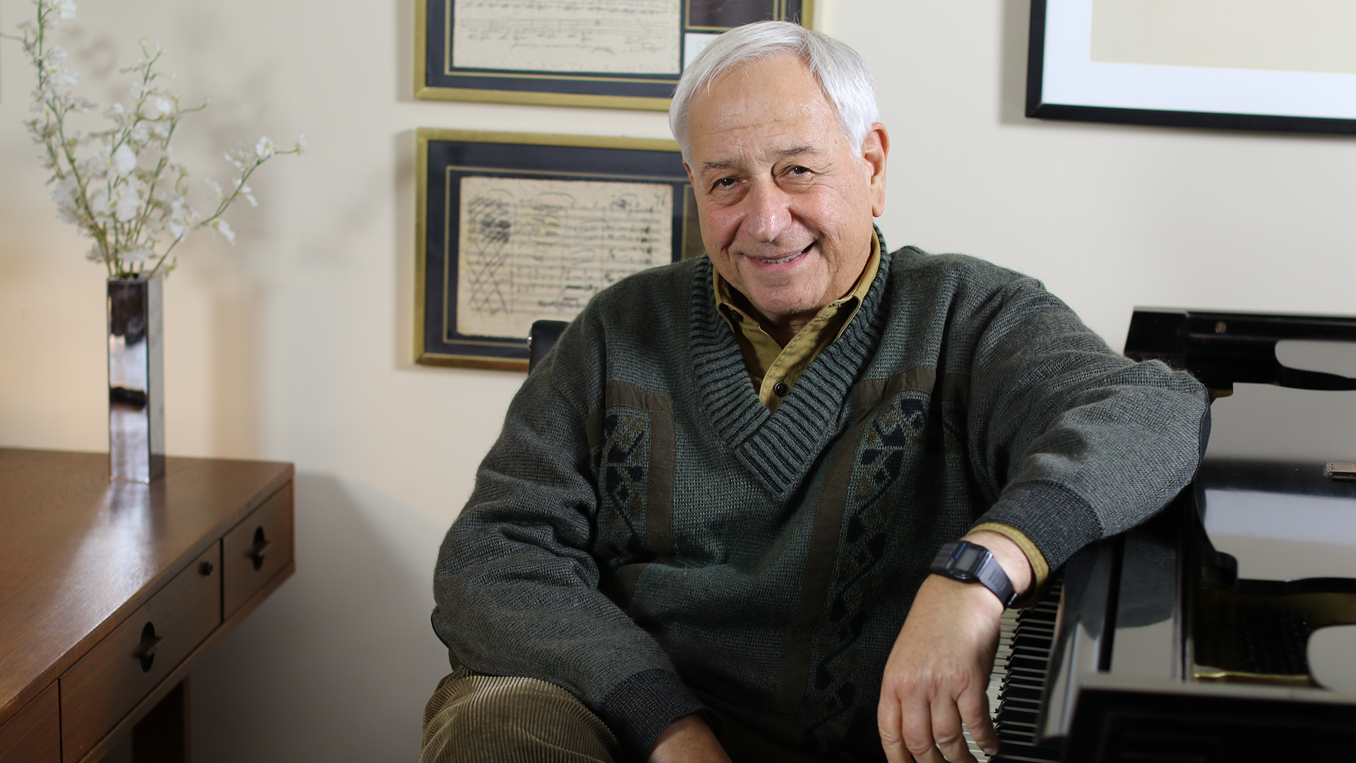 William Goldstein: A Very Special Piece of Music — Photo Credit: Shefik