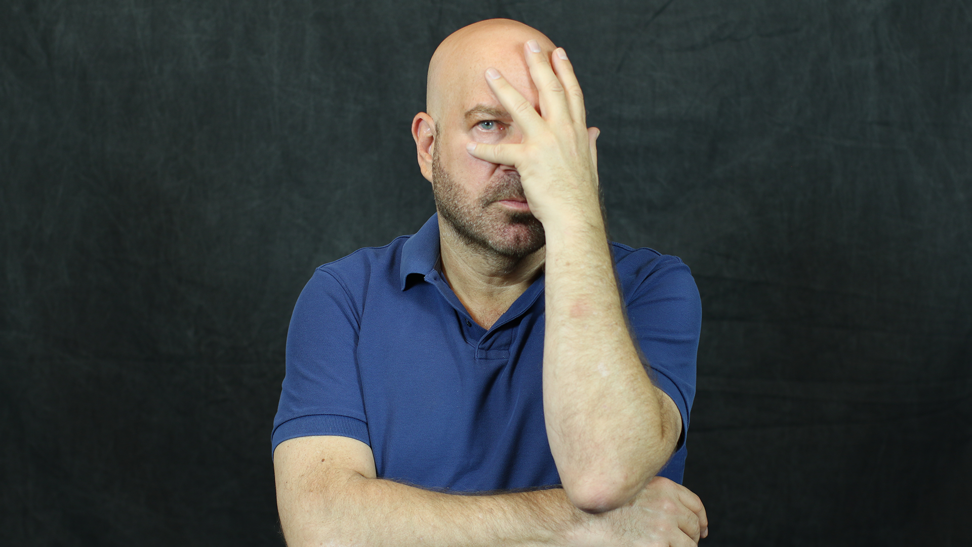Jason Stuart: When You Come From a Family That's Very Dysfunctional — Photo Credit: Shefik