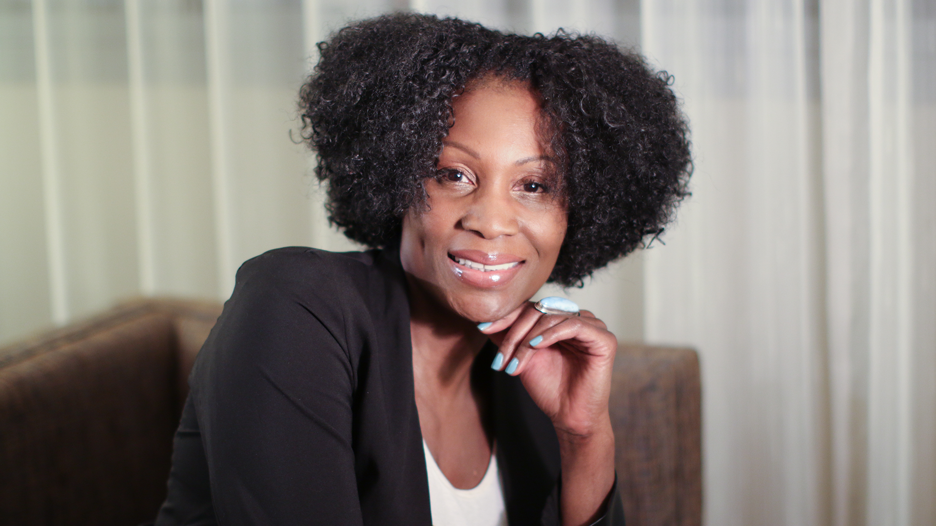 Charisse Arrington: I Don't Consider Things Anymore a Failure in My Life — Photo Credit: Shefik
