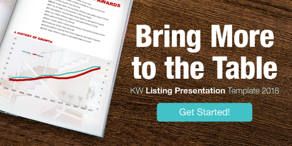 Welcome To KWConnect - Listing presentation template