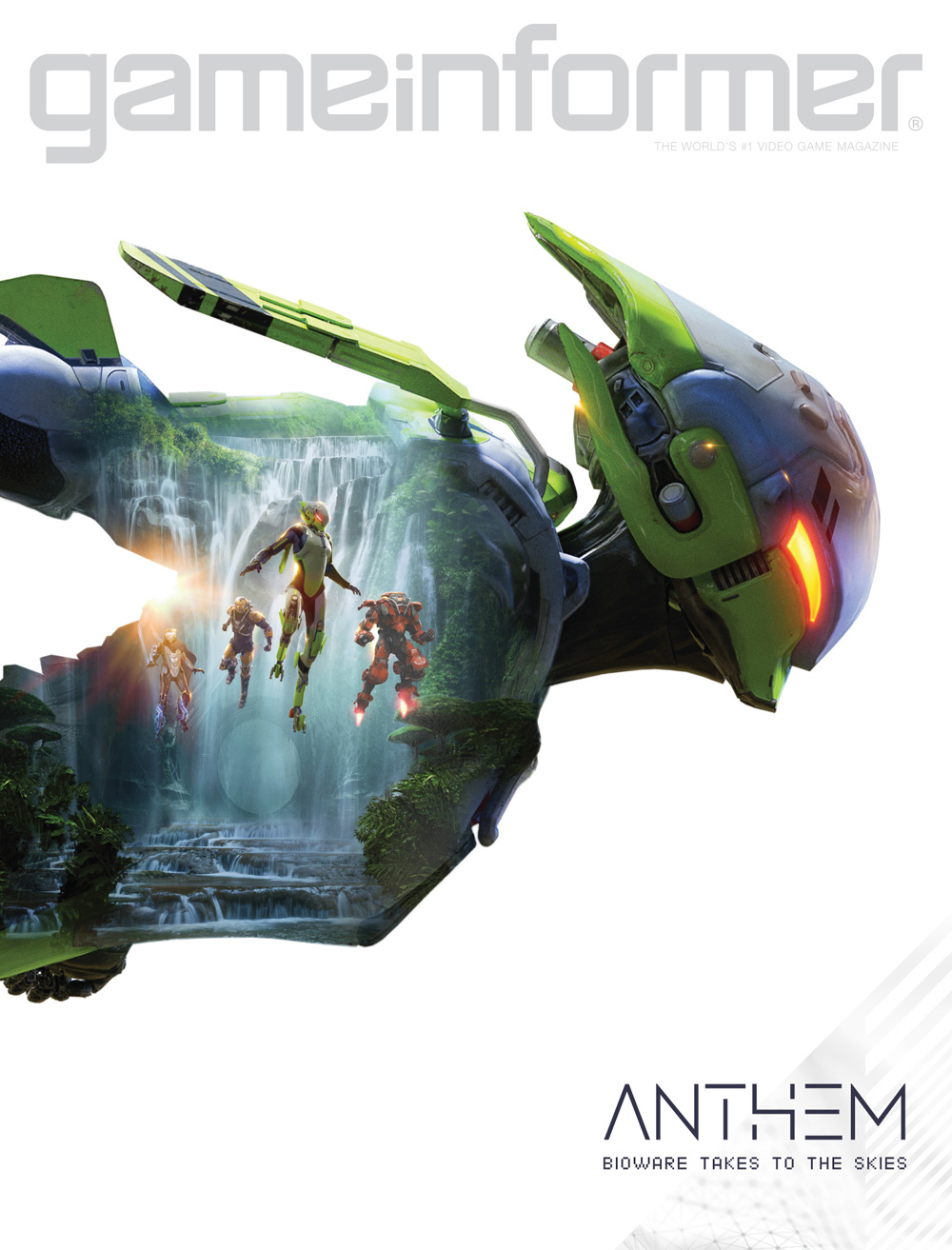 photograph regarding Printable Video Game Covers identify July Deal with Disclosed Anthem - Recreation Informer