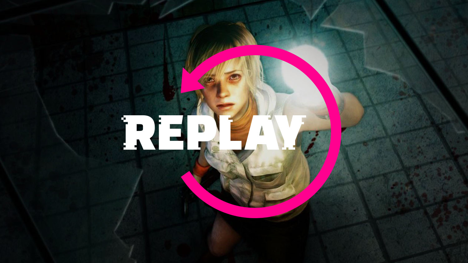 Replay Silent Hill 3 Game Informer