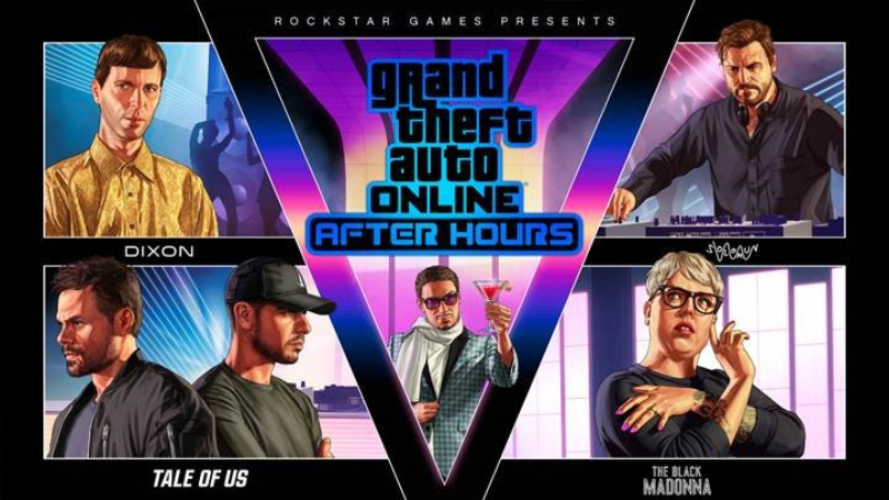 Grand Theft Auto V: After Hours