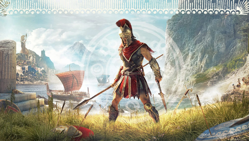 Assassin's Creed Odyssey - Cover Story Hub September 2018 ...
