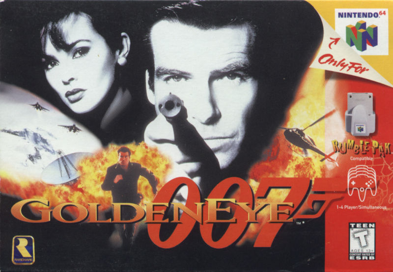Image result for goldeneye 007 logo