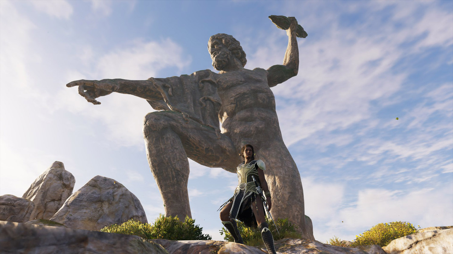 My Big Fat Greek Assassin S Creed Odyssey Photo Tour Game Informer