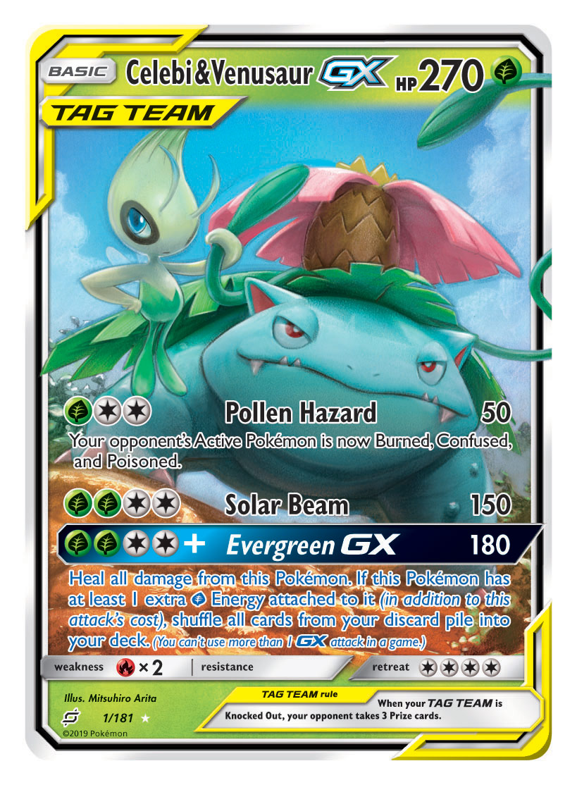Exclusive Card Reveal: Two New Pokémon Trading Card Game Tag
